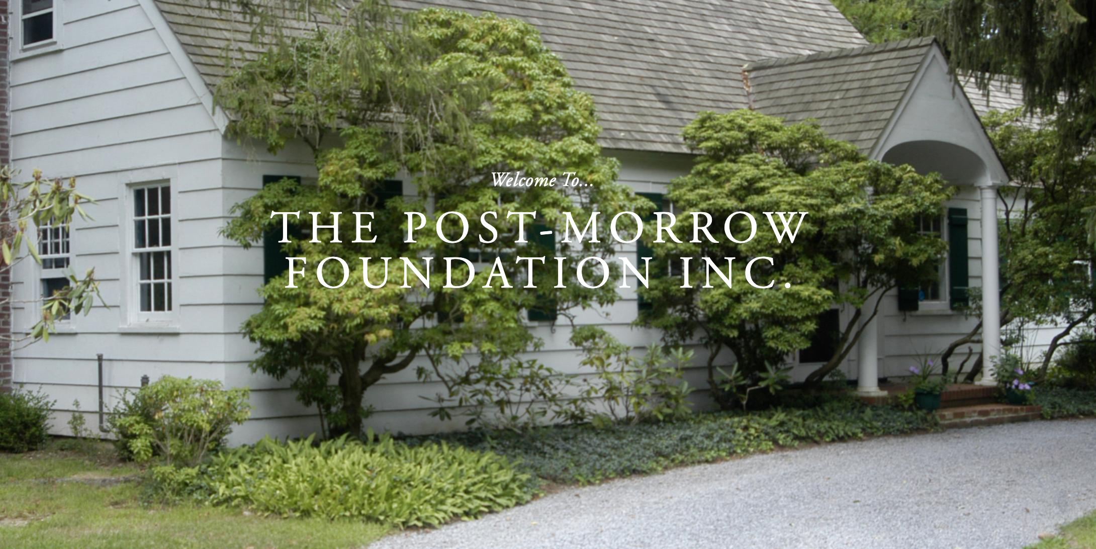 Post Morrow Foundation