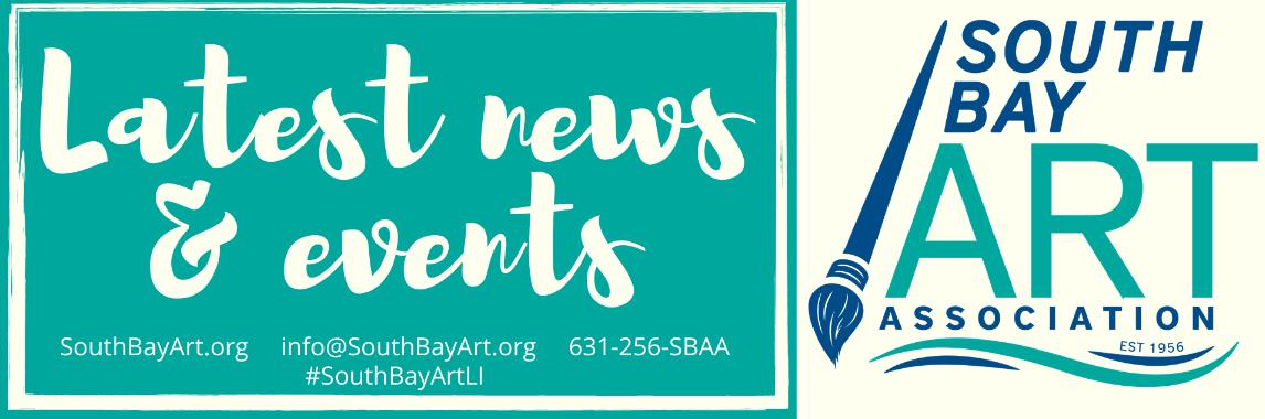 South Bay Art Association's Latest News & Events