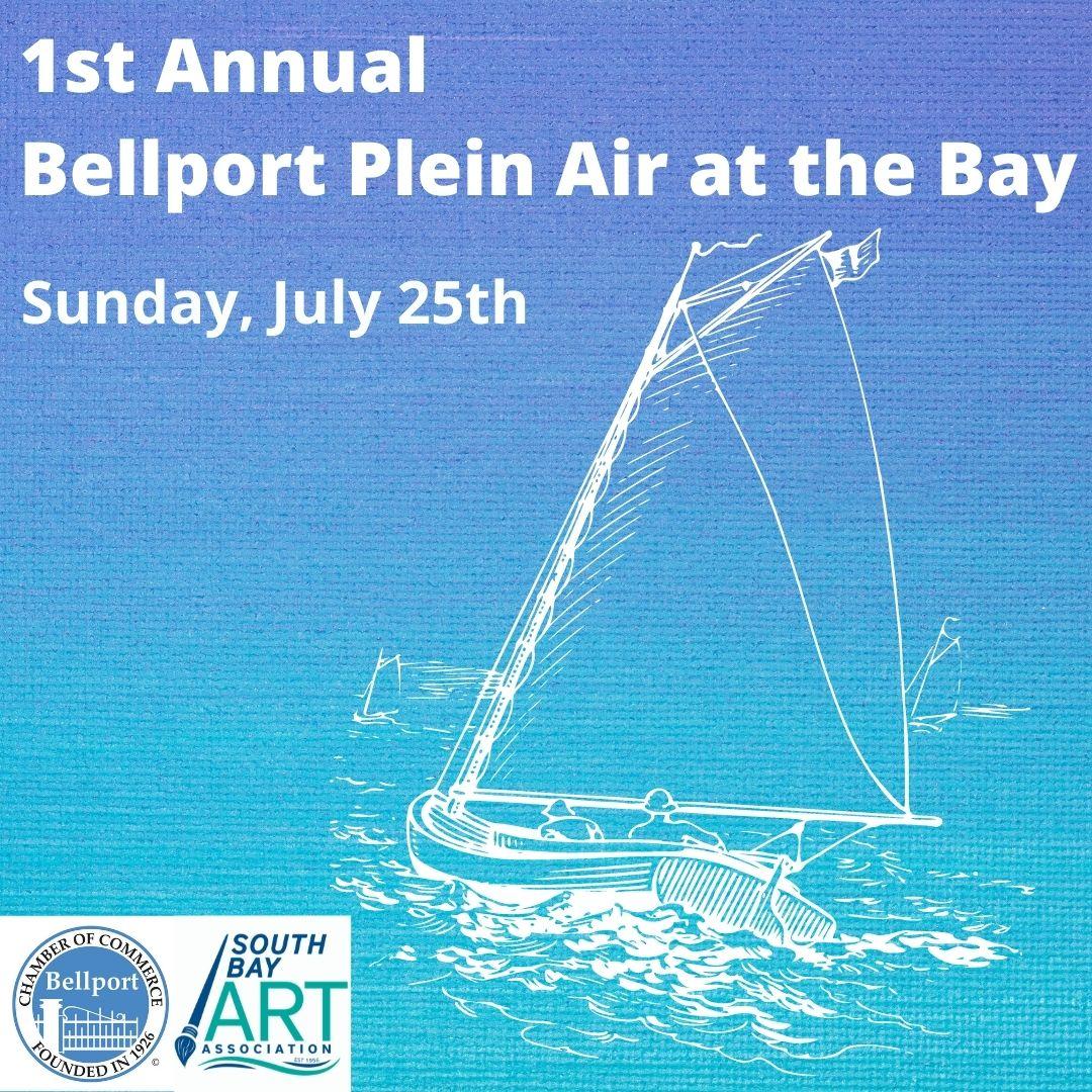 Bellport Plein Air at the Bay 2021